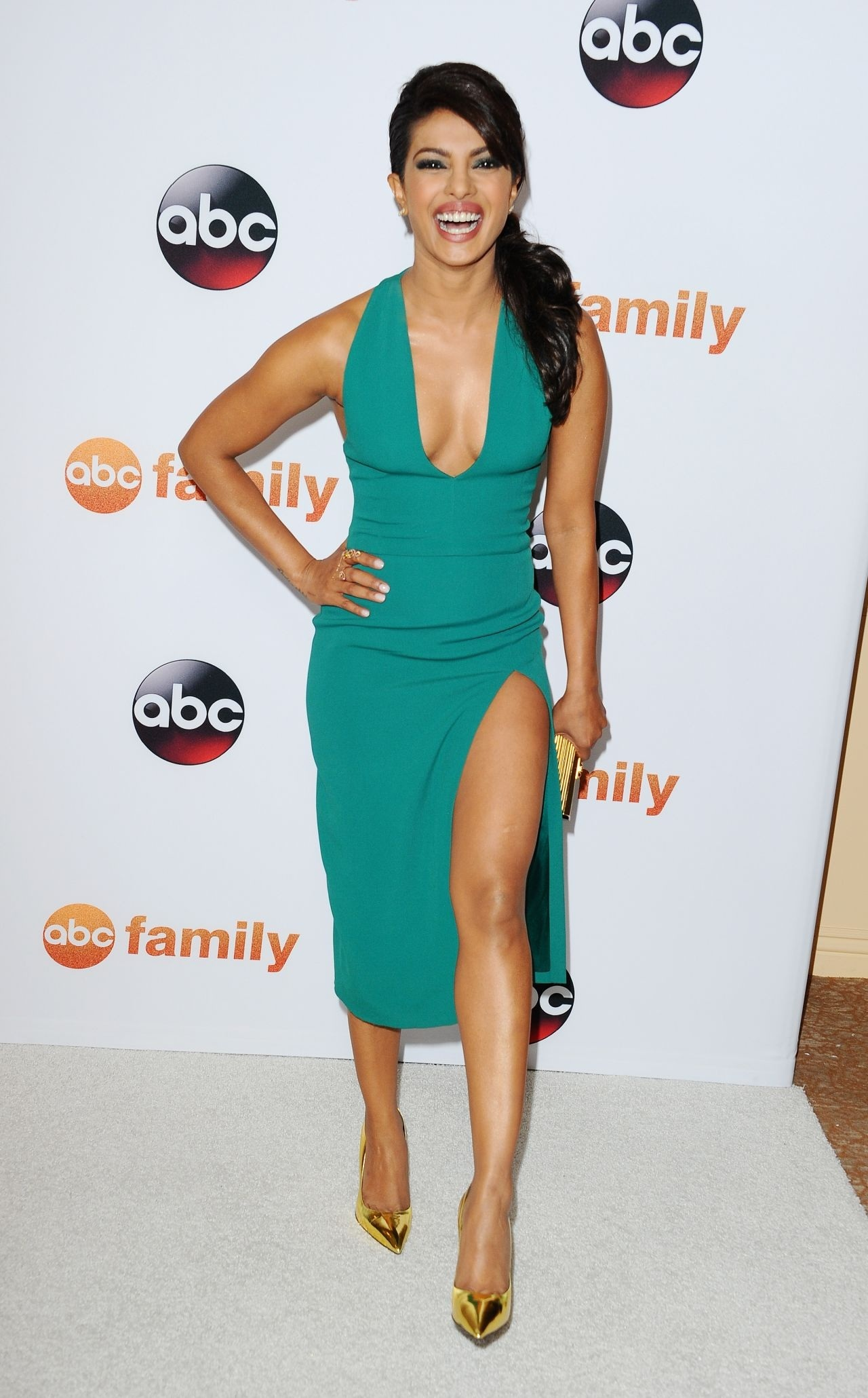 Priyanka Chopra Disney Abc Summer Tca Tour In Beverly Hills Priyanka Chopra