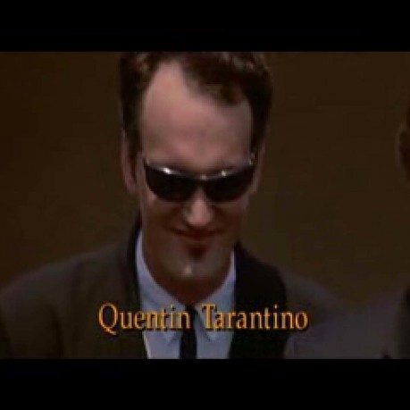 Quentin In Reservoir Dogs Quentin Tarantino Fmq Fitmax Reservoir Dogs