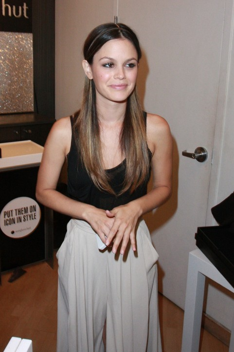 Rachel Bilson Fashions Night Out Event In Ny Fashion