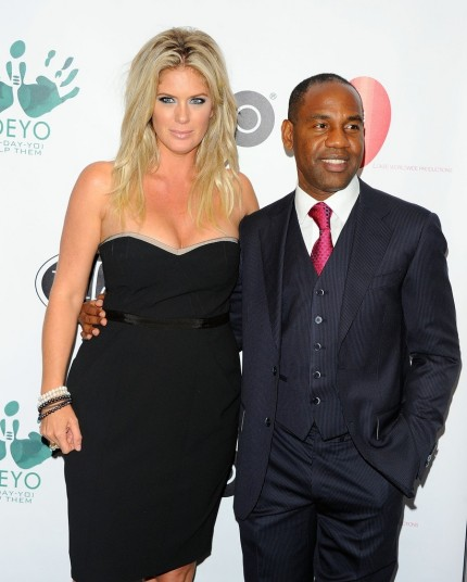 Rachel Hunter Edeyo Foundation Th Anniversary Ug Mgtrzr Rod Stewart