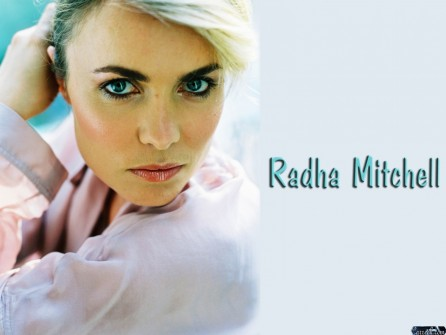 Radha Mitchell Wallpaper