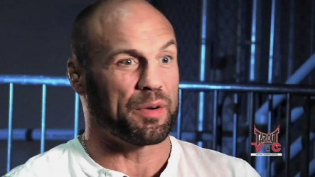Randy Couture Workout