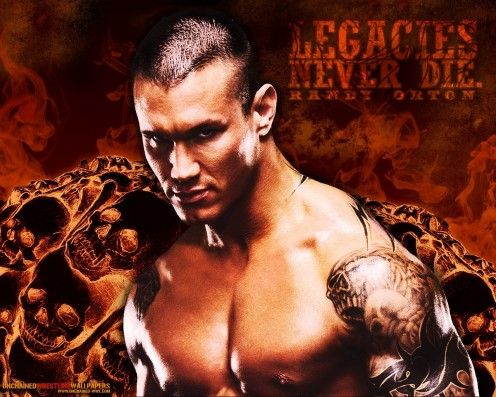 Wwe Superstar Randy Orton Randy Orton