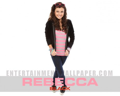 Rebecca Black Wallpaper Wallpaper