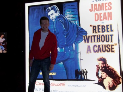 Lacma Screening Of Rebel Without Cause Movie
