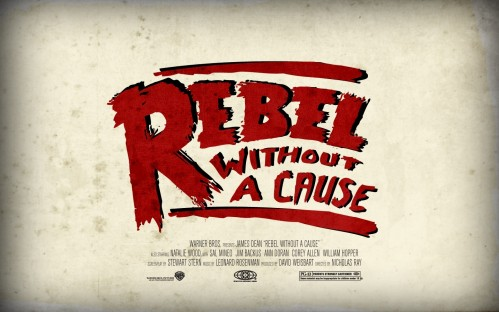 Rebel Wallpapers Rebel Without Cause Movie