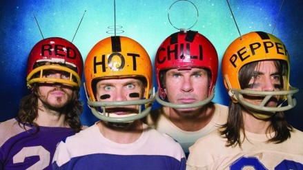Red Hot Chili Peppers Rchp Peppers Rock Helmet Antenna