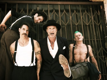 Red Hot Chili Peppers Red Hot Chili Peppers