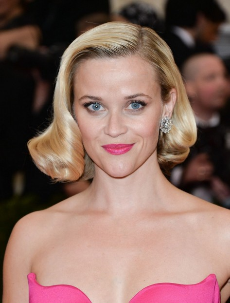 Met Gala Hair Makeup Reese Witherspoon Main Movies