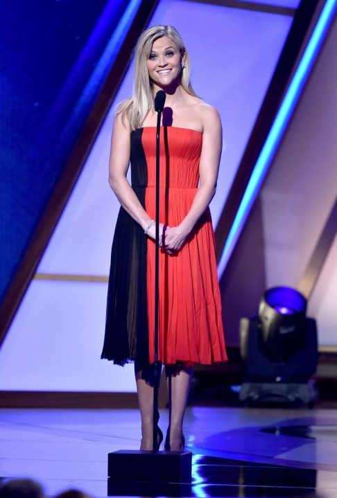 Reese Witherspoon Joined To Th Annual Hollywood Film Awards