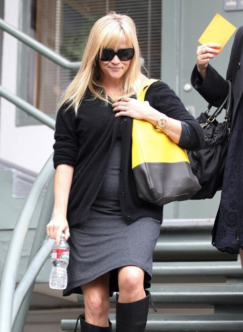 Reese Witherspoon Spends On Maternity Jeans