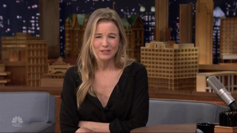 Jimmy Fallon Renee Zellweger Hdtv Crooks Large Renee Zellweger