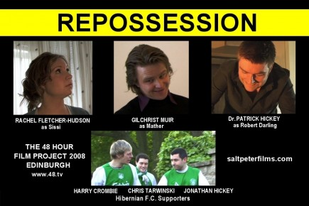 Repossession Cast