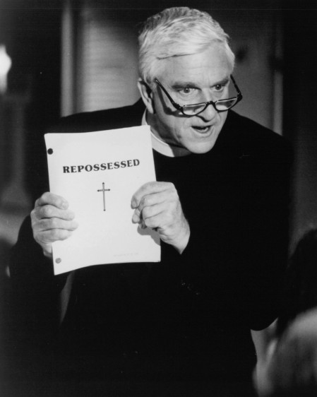 Still Of Leslie Nielsen In Repossessed Large Picture Movie