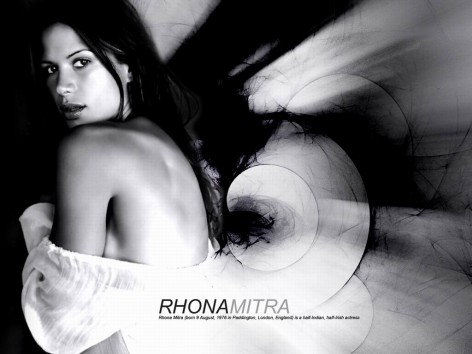 Rhona Mitra Wallpaper Normal Movies