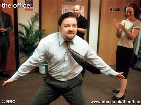 Ricky Gervais As David Brent Wallpaper Normal Movies