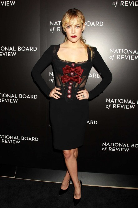 Riley Keough At The National Board Of Review Awards Gala In New York Riley Keough