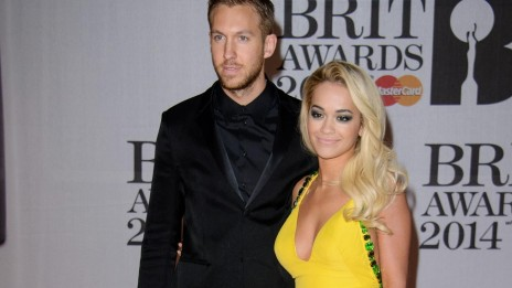 Calvin Harris Confirms Split With Rita Ora Rita Ora