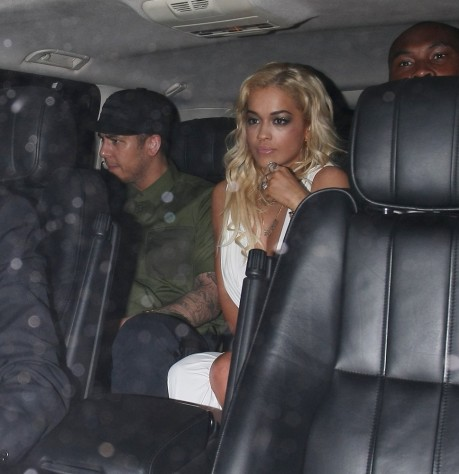 Rob Kardashian And Rita Ora Br And Rob Kardashian