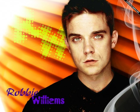 Robbie Williams Robbie Williams Robbie Williams