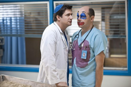 Picture Of Ken Marino And Rob Corddry In Childrens Hospital Large Picture