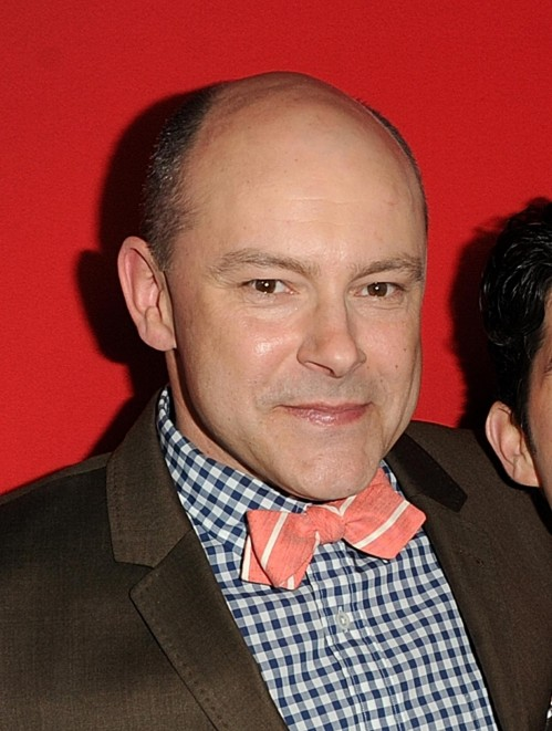 Rob Corddry At An Event For Warm Bodies Rob Corddry