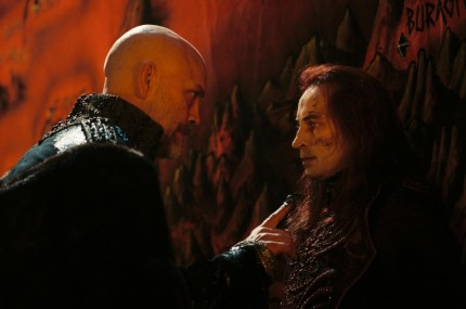 Still Of John Malkovich And Robert Carlyle In Eragon Large Picture