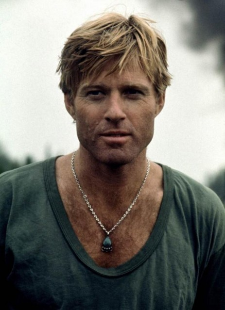Who Wants To Bet He Woke Up Like This Robert Redford