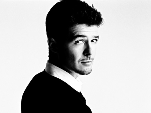 Robin Thicke Wallpapers Hd Robin Thicke
