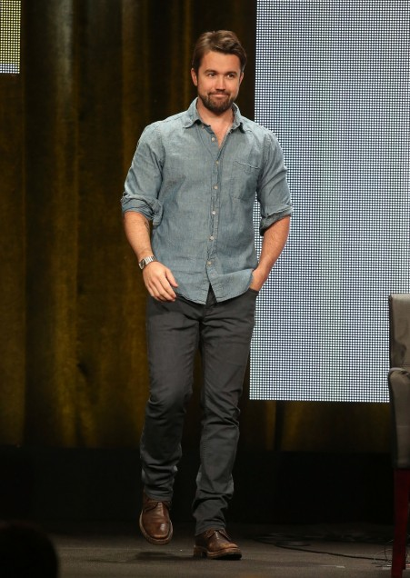 Rob Mcelhenney Dished About New Season Always Sunny Philadelphia