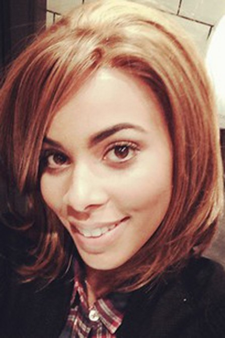The Saturdays Rochelle Humes Debuts New Short Hair
