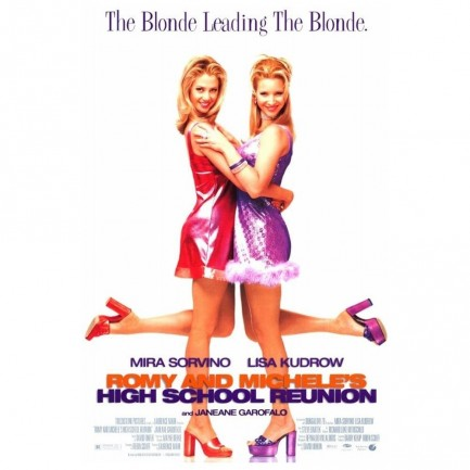 Romy And Michele High School Reunion Prom