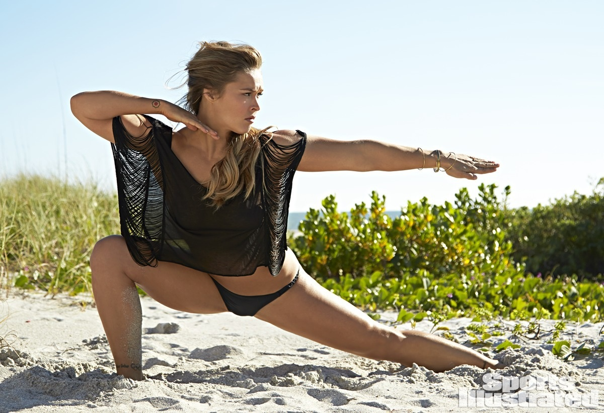 Ronda Rousey Si Sports