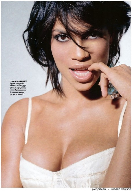 Rosario Dawson Max Magazine January