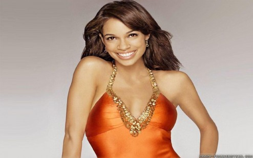 Wonderful Smile Rosario Dawson Wallpapers Wallpaper