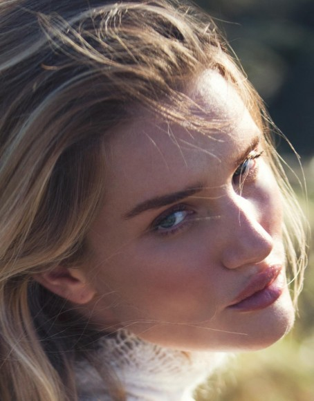 The Edit April Rosie Huntington Whiteley By David Bellemere