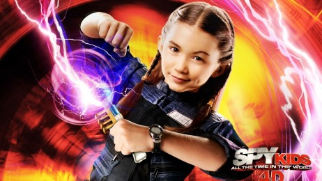 Rowan Blanchard In Spy Kids All The Time In The World