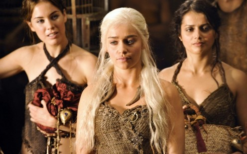Women Actress Game Of Thrones Song Of Ice And Fire Roxanne Mckee Tv Series Emilia Clarke Daenerys Targaryen Wallpaper Roxanne Mckee