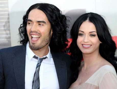 Russell Brand And Katy Perry Russell Brand