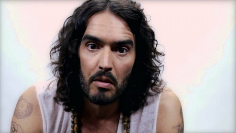 Russell Brand Says Bradley Manning Is Hero Russell Brand