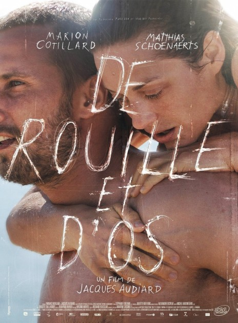 Rust And Bone Xlg Whale