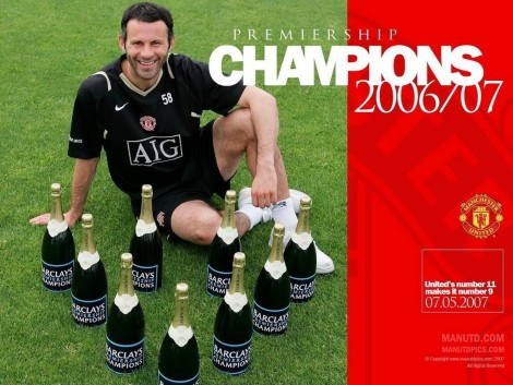 Ryan Giggs Sports Wallpaper