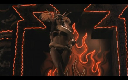 From Dusk Till Dawn Screencaps Salma Hayek Salma Hayek