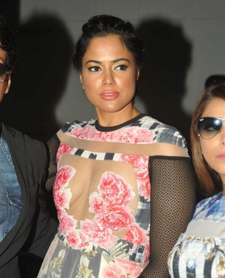 Nwtepqwdy Ok Zf Sameera Reddy At The Unveiling Of Preview Of The House Of Style For Bpft