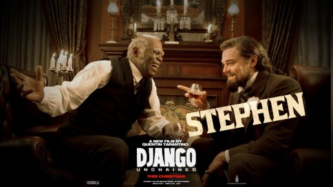 Samuel Jackson Django Unchained Wallpaper Dog