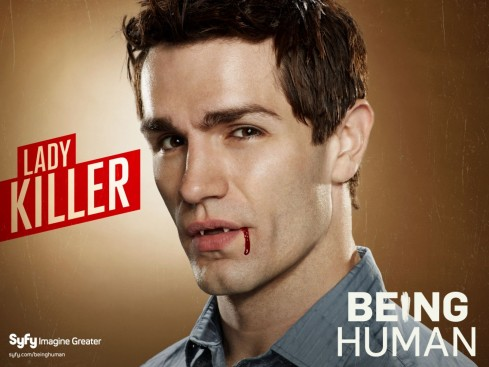 Being Human Aiden Sam Witwer
