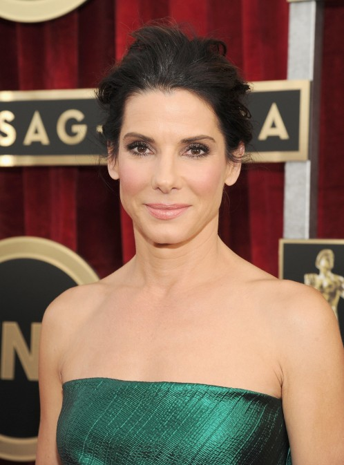 Sandra Bullock Sag Awards Beauty