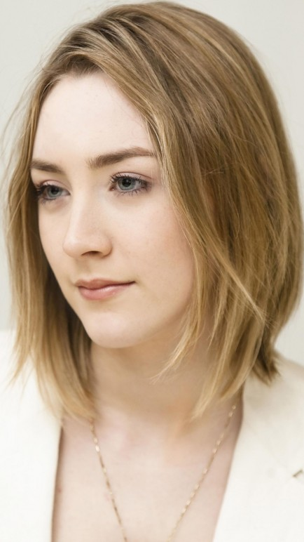 Saoirse Ronan Celebrity Mobile Wallpaper Wallpaper