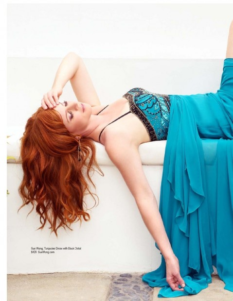 Sarah Rafferty Pictures Regard Magazine August