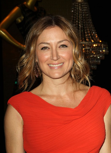 Sasha Alexander At Escada And Magazine Celebrate Cool Earth In Beverly Hills